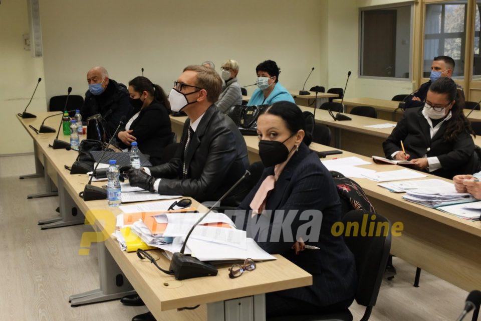 """Судењето за """"Меѓународен сојуз"""" продолжува со сослушување на сведоци"""