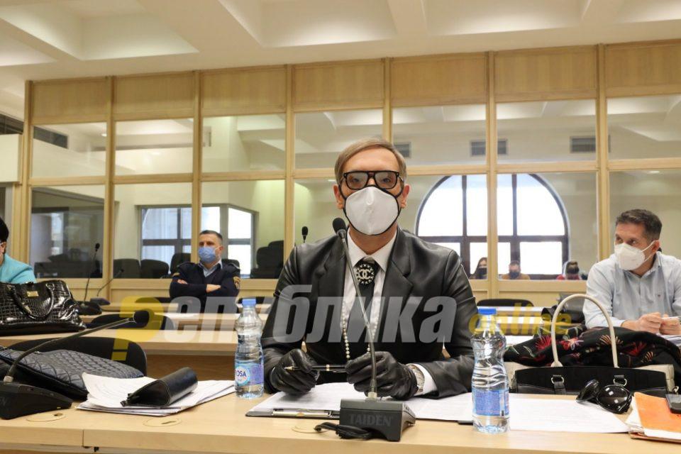 Боки најави: Ќе има уште кривични пријави