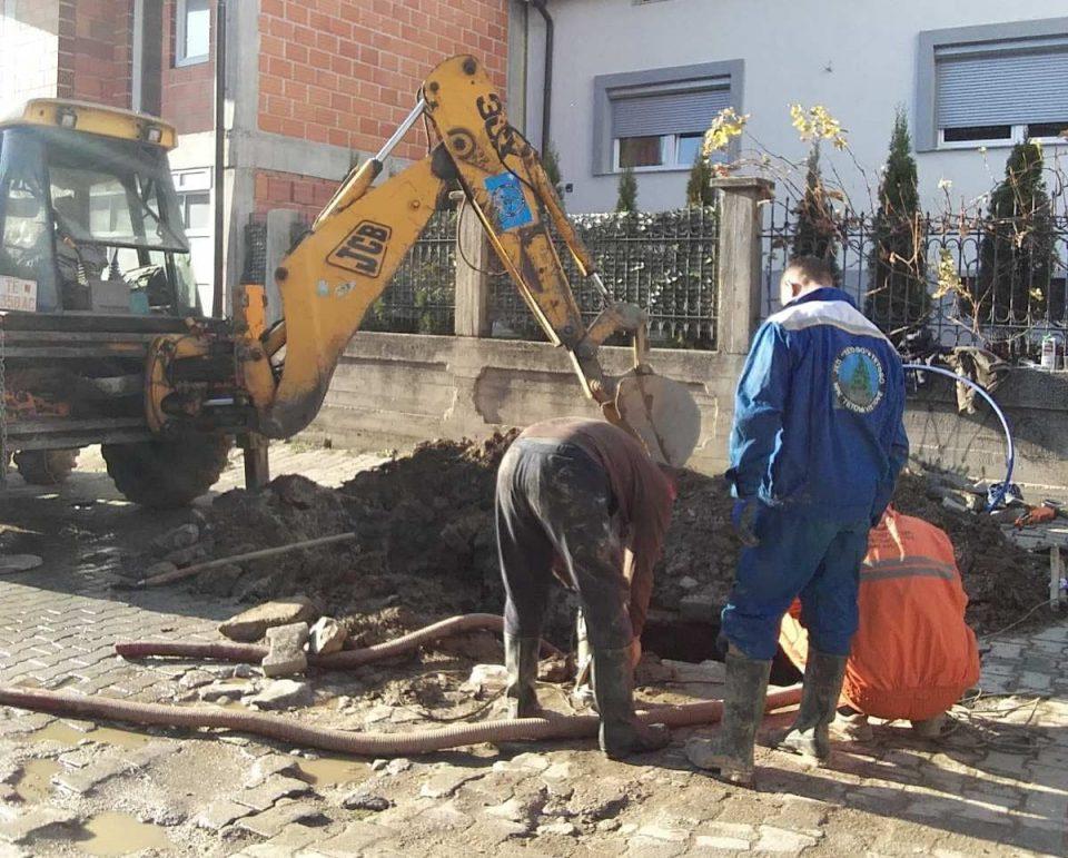 Поради реконструкција на водоводната мрежа: Утре без вода ќе бидат Чаир и Топанско Поле