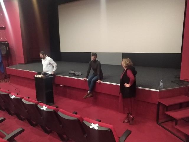 Тамара Котевска и Фејми Даут специјални гости на седмата сесија на Филмската училница