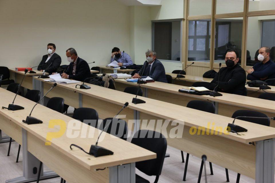 Африм Гаши ќе сведочи за 27 април