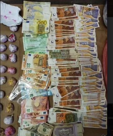 Беше фатен со околу 8.000 таблети, марихуана и пари – притвор за дилерот од Битола