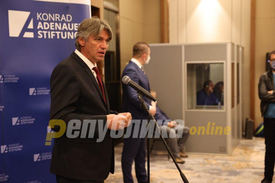 Села ѝ се заблагодари на Брнз: Подготвени сме за придонесеме за ЕУ перспкективата на Македонија