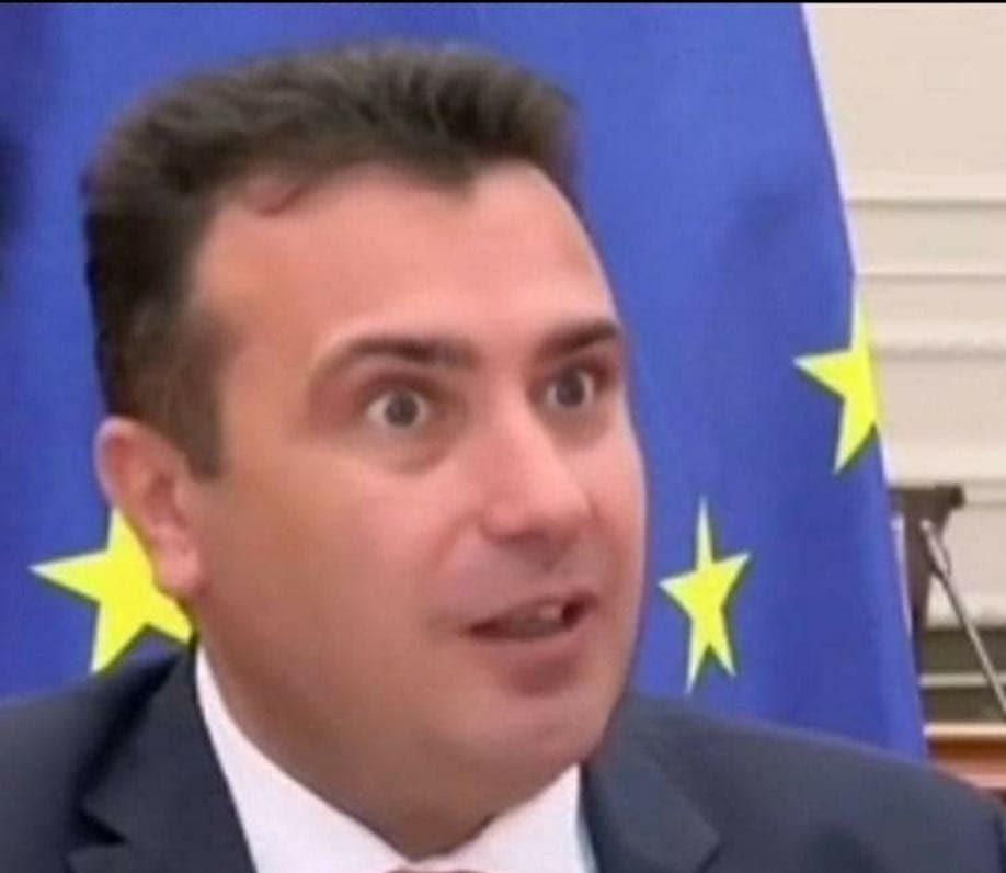 """На која """"вода"""" е Зоран Заев?!"""
