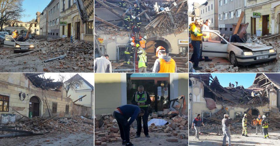 Tри милиони денари помош за настраданите во Петриња од Град Скопје