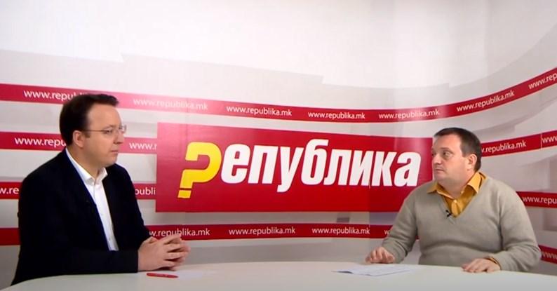 Николоски: Со Заев Македонија никогаш нема да почне преговори со ЕУ