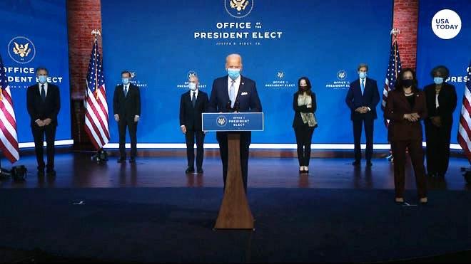 Џо Бајден најави помош за сите Американци погодени од кризата