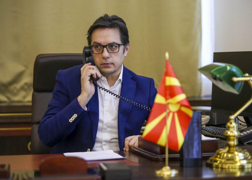 Наместо на гробот, Пендаровски на Твитер му изрази чест на Гоце Делчев