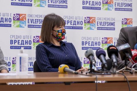 Царовска: МОН има обврска да им обезбеди матура на средношколците