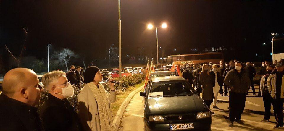 Блокираме во Виница, Македонска Каменица и Пробиштип се додека Заев не запре со распродажбата на Македонија