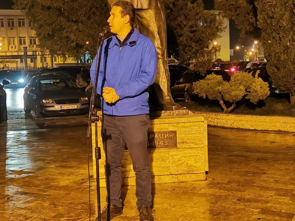 Ѓорчев: Македонија победила многумина, Македонија ќе го победи и Заев