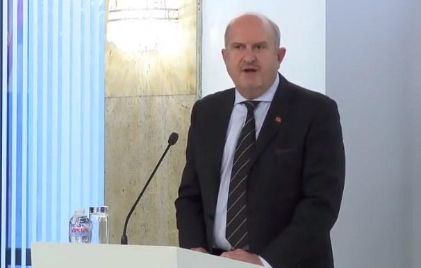 Бучковски за преговорите со Бугарија: Реално во овој момент не можеме да направиме многу