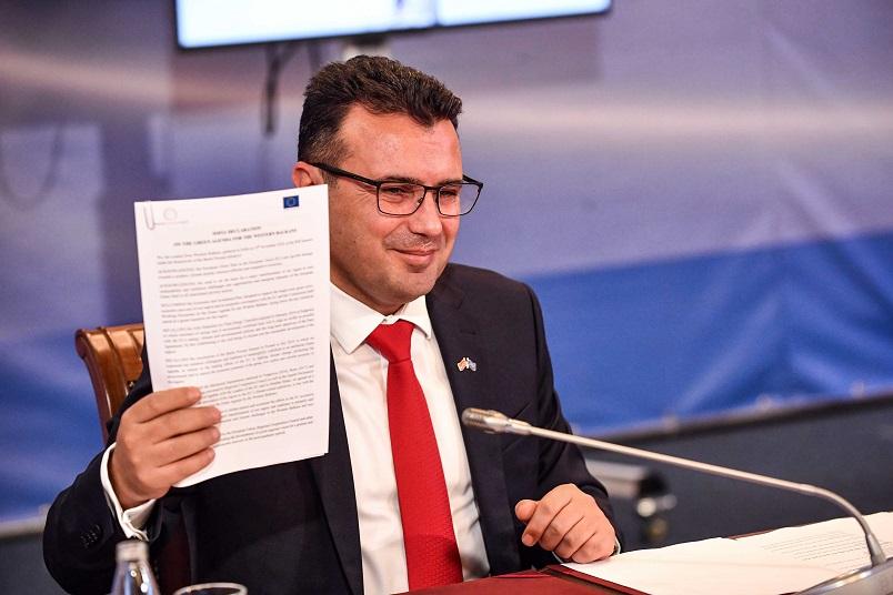 ВМРО ДПМНЕ: Тешко на таа земја во која Заев ги брои Македонците