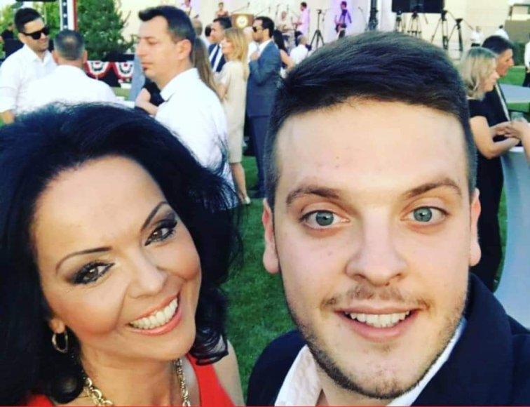 Синот на Адријана Алачки ќе се жени: Ова е идната снаа на водителката