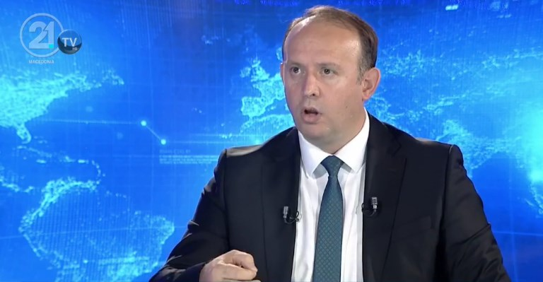 Гаши: Опозицијата има 58 пратеници, не може да биде надвор од процесот