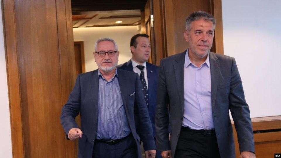 """Ѓорѓиев: По шестата средба на Комисијата Бугарите почнаа да прават проблем за придавката """"македонски"""""""