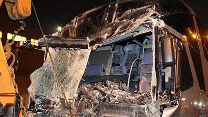 Се враќале дома по божиќните празнувања: Над 37 лица загинаа во автобуска несреќа во Камерун