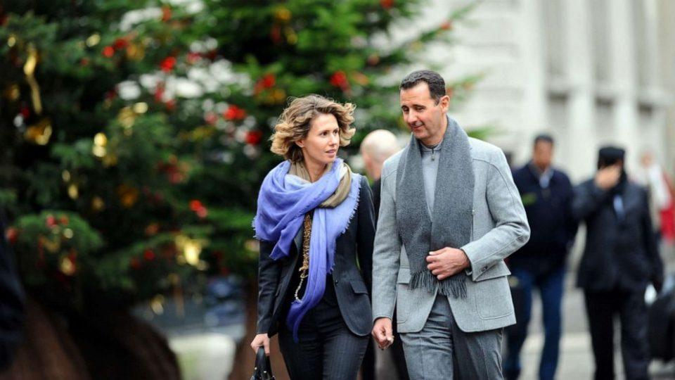 Санкции против првата дама на Сирија: САД го зголемуваат притисокот кон Башар ал Асад