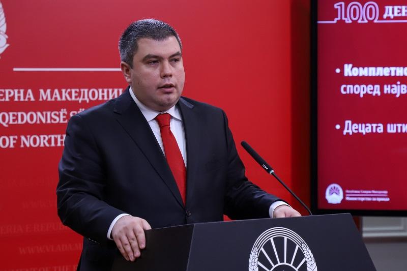 Maричиќ му одговори на Владиката Петар: На пописот ќе има графа за национална и верска припадност