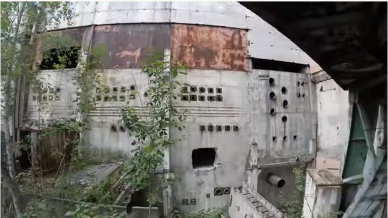 Дрон ја сними внатрешноста на уништениот реактор во Чернобил