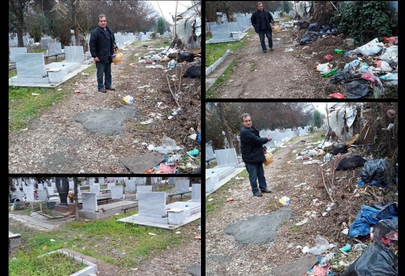 """Гробиштата Бутел се """"дават"""" во смет: Еве каде и како почиваат нашите најблиски"""