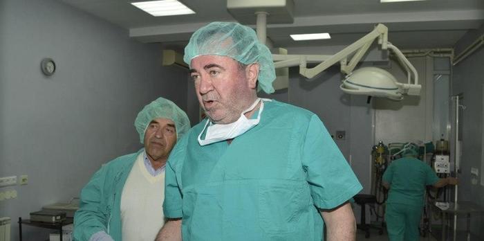 Од ковид-19 почина д-р Владимир Кочоски