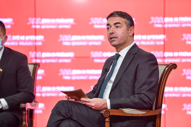 Димитров уште се надева на почеток на преговори
