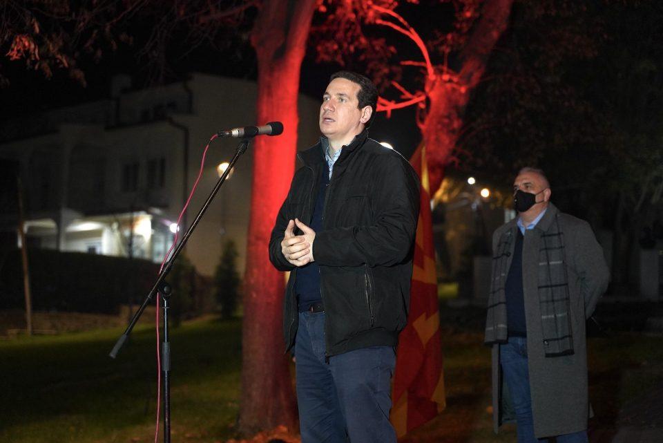 Ѓорчев: НЕ за Заев, Македонија ќе опстане