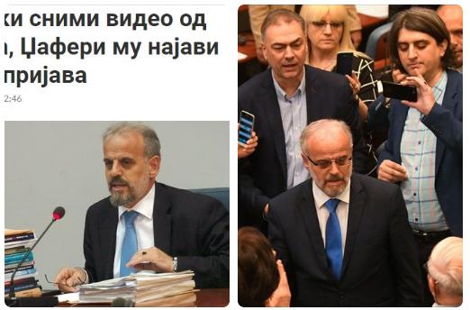 Дали законот важи само за едни: До каде се кривичните за овие на втората фотографија?