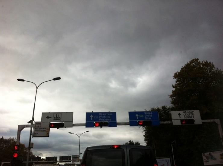 Ветува главоболки: Времето денес облачно, а топло