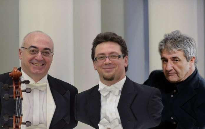 """Филхармонијата вечерва ќе одржи концерт насловен """"Бетовен #3"""" тројца исклучителни музичари"""