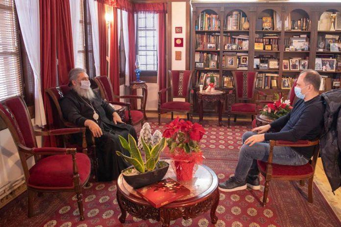 Филипче од Бигорскиот манастир: Празниците да се слават под заштитни мерки