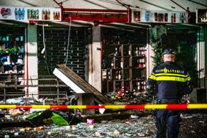 Експлозија во центар за тестирање на Ковид-19 во Холандија