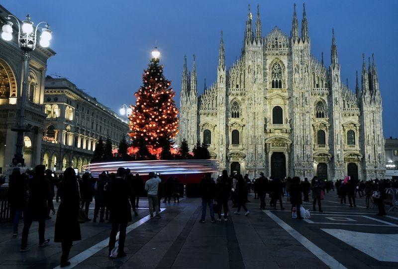 Ломбардија, Сицилија и Болзано се во црвена зона, полицискиот час во Италија останува на сила