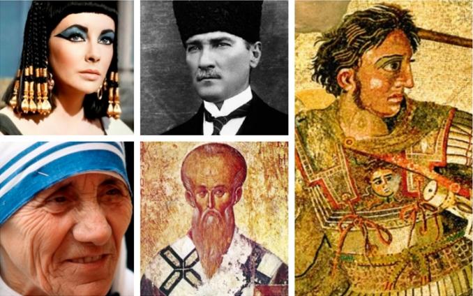 Ова се десетте најпознати историски личности кои потекнуваат од Македонија: Познат политиколог ги наброи