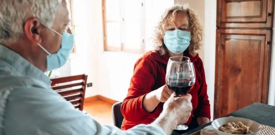 СЗО:  Ако се собирате за празниците носете маски