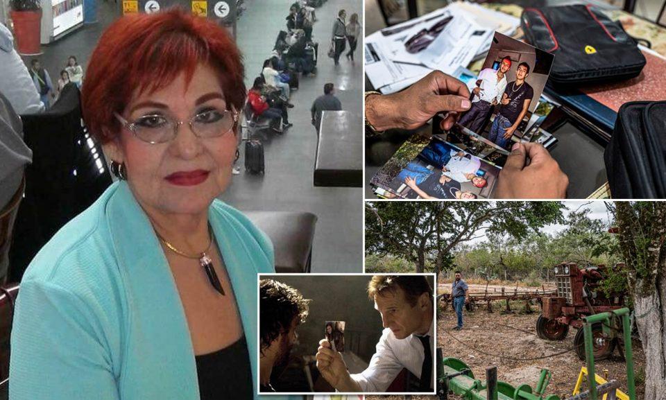 """Одмазда за убиената ќерка: Мексиканка со години ги """"ловела"""" членовите на мексикански картел"""