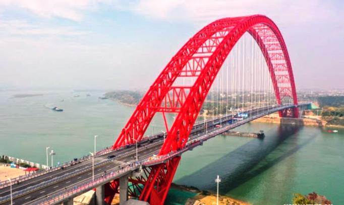 Во Кина пуштен во употреба најголемиот засводен мост на светот