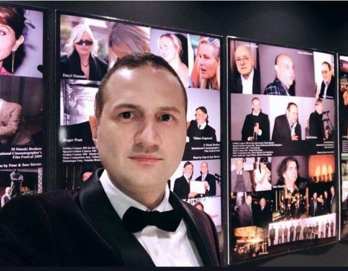 Оставката на Бојан Лазаревски е поднесена пред да биде назначен за в.д. директор на Агенција за филм