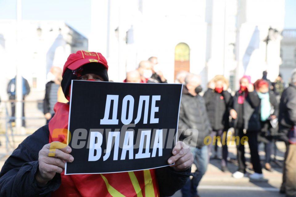 Тасевски со порака до Пендаровски: Веднаш да ги амнестира затворените за 27 април, вистинските велепредавници се на власт