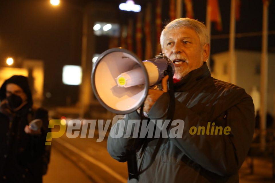 Јакимовски: Чепкањето во историјата ќе биде крајот не само на Зоран Заев туку и на СДСМ