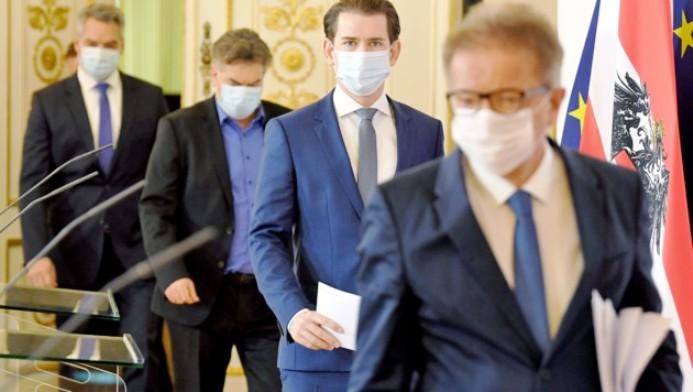 Себастијан Курц се вакцинираше со Астра Зенека