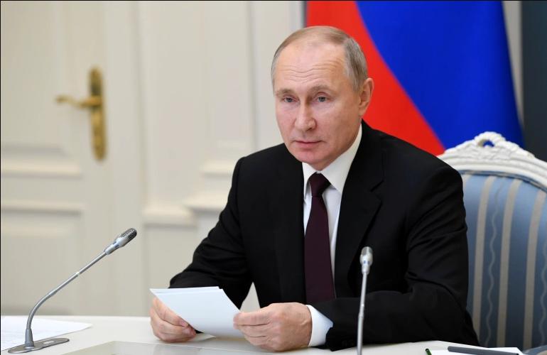 Путин: Подготвени сме за соработка со сите, но нема да гo заборавиме геноцидот врз советските граѓани