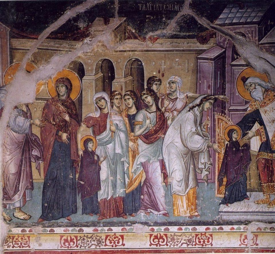 Задолжителен е пост, а жените не треба да работат: Го славиме Воведувањето на Пресвета Богородица