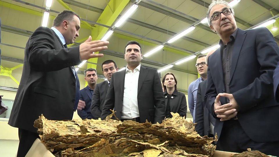 Тутунарите на средба со Заев, ќе ги повторат барањата за реална проценка