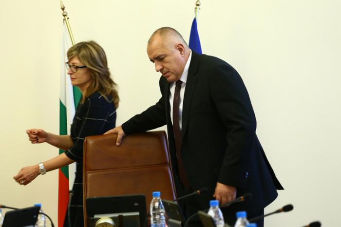 Борисов го повика Слави Трифонов да ја преземе политичката одговорност и предложи 10 пратеници на ГЕРБ да ја поддржат неговата влада