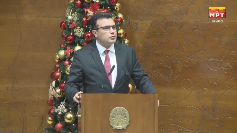 Заев призна: Го помогнав Апасиев за парламентарните избори против Мицкоски