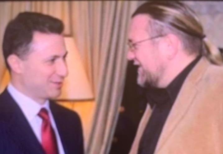 Груевски се прости од Џорлев: Пандемијата неповратно однесе уште еден мој голем пријател