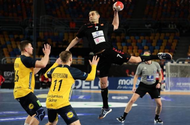 Шведска ја порази Македонија со 32-20