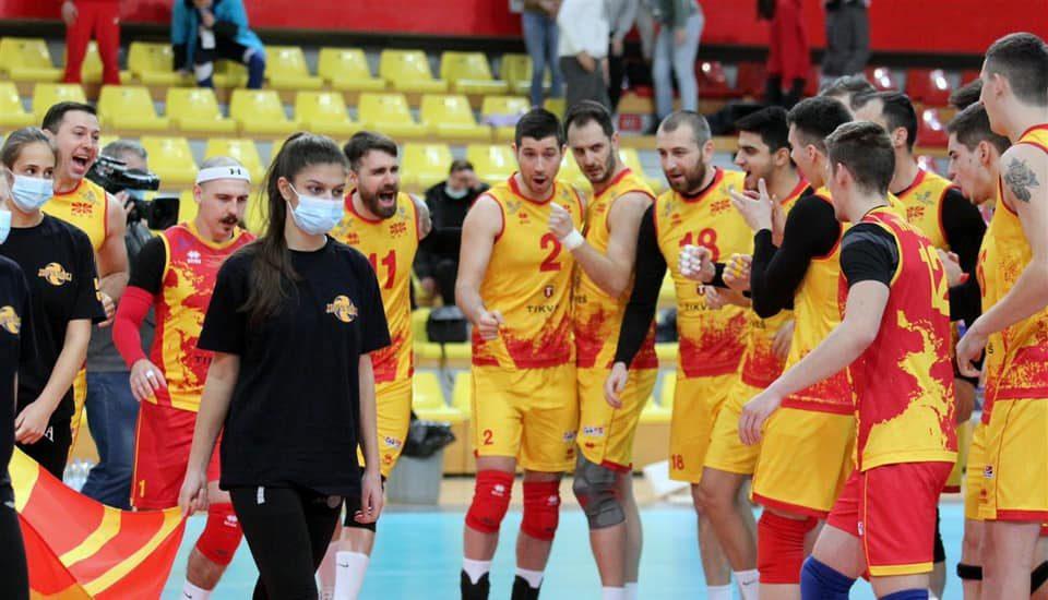 Одбојкарска федерација: Радувај се Македонијо имаш херои!